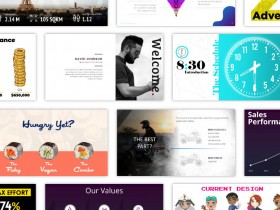 Stories,Presentations,PowerPoint Templates